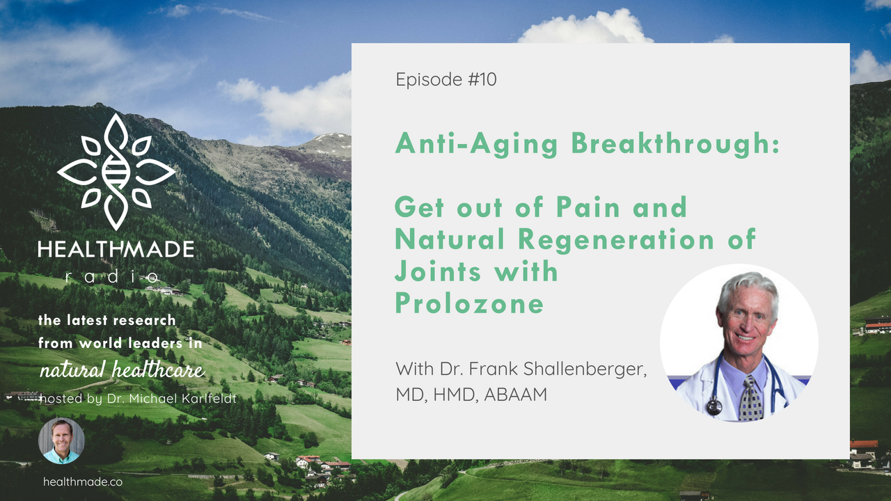 Anti-Aging Breakthrough with Dr  Frank Shallenberger #10
